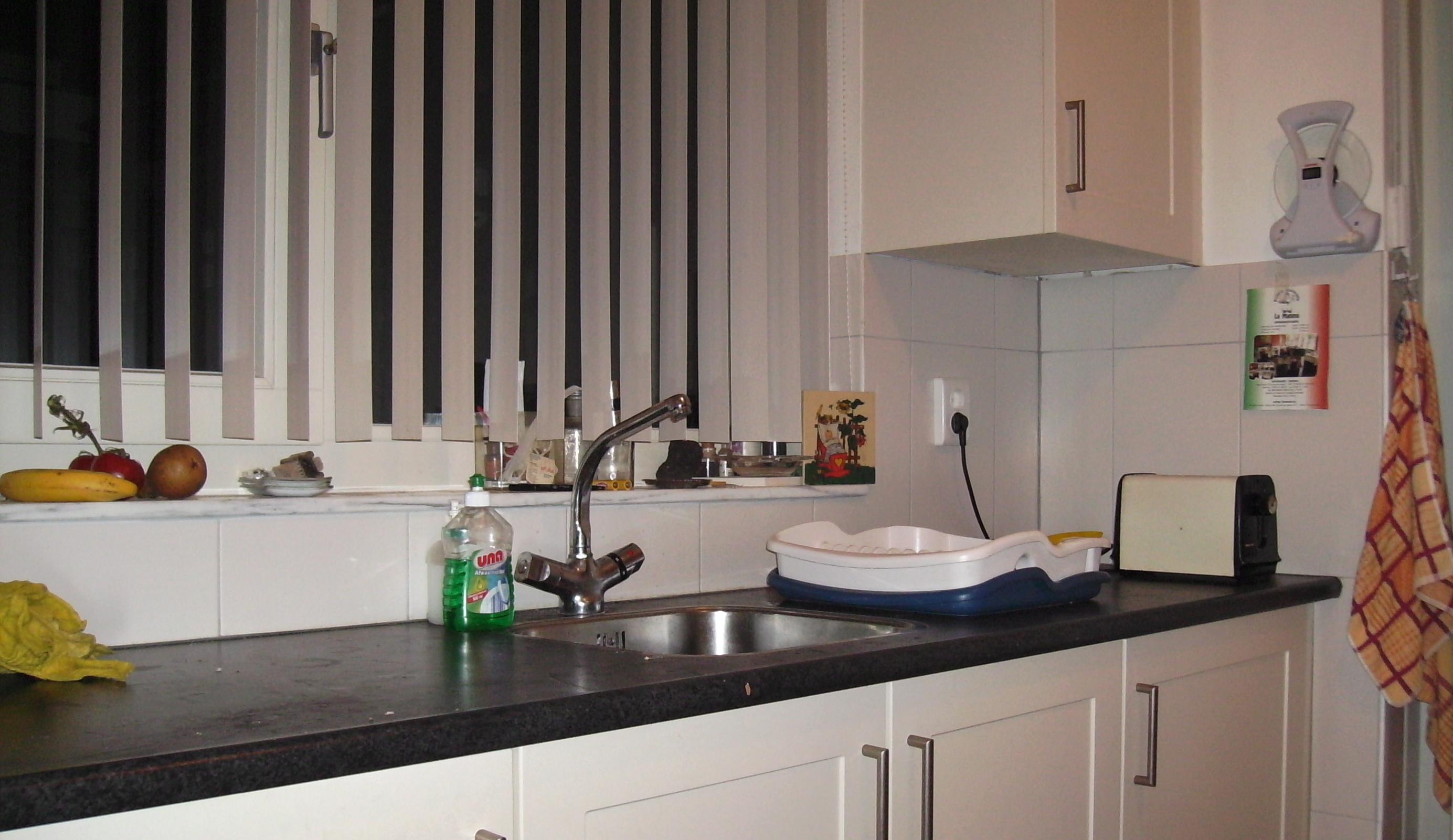 Keuken Aanrecht : Keuken-aanrecht